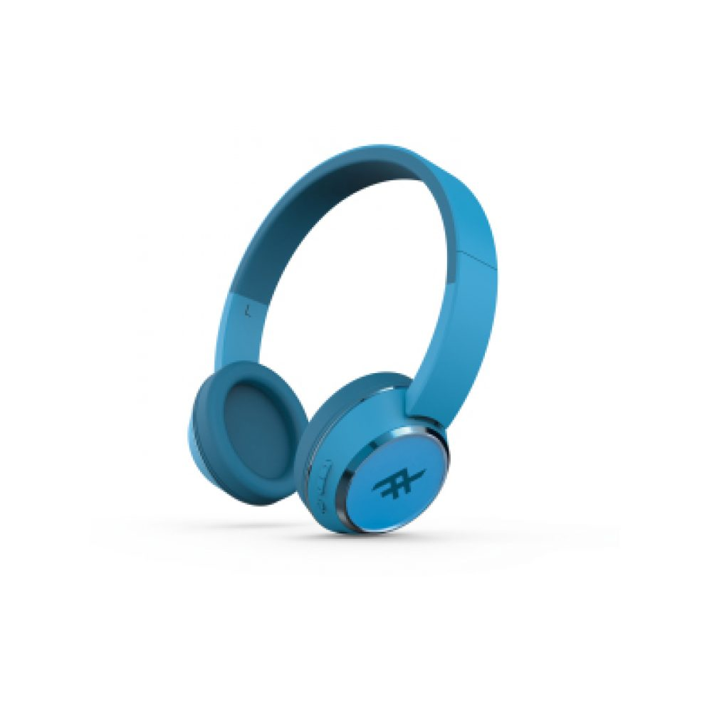 ZAGG IFROGZ CODA WIRELESS HEADPHONE - BLUE